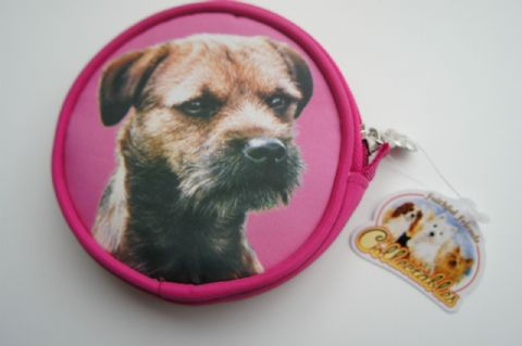 BORDER TERRIER COIN PURSE